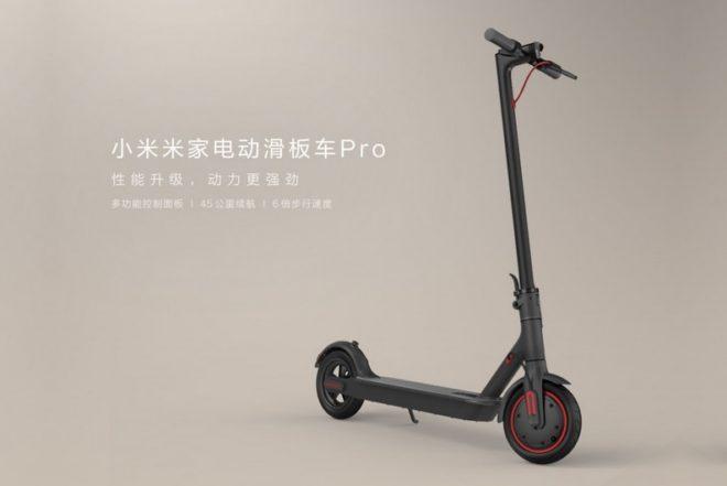 xiaomi une nouvelle trottinette lectrique la m365 pro. Black Bedroom Furniture Sets. Home Design Ideas