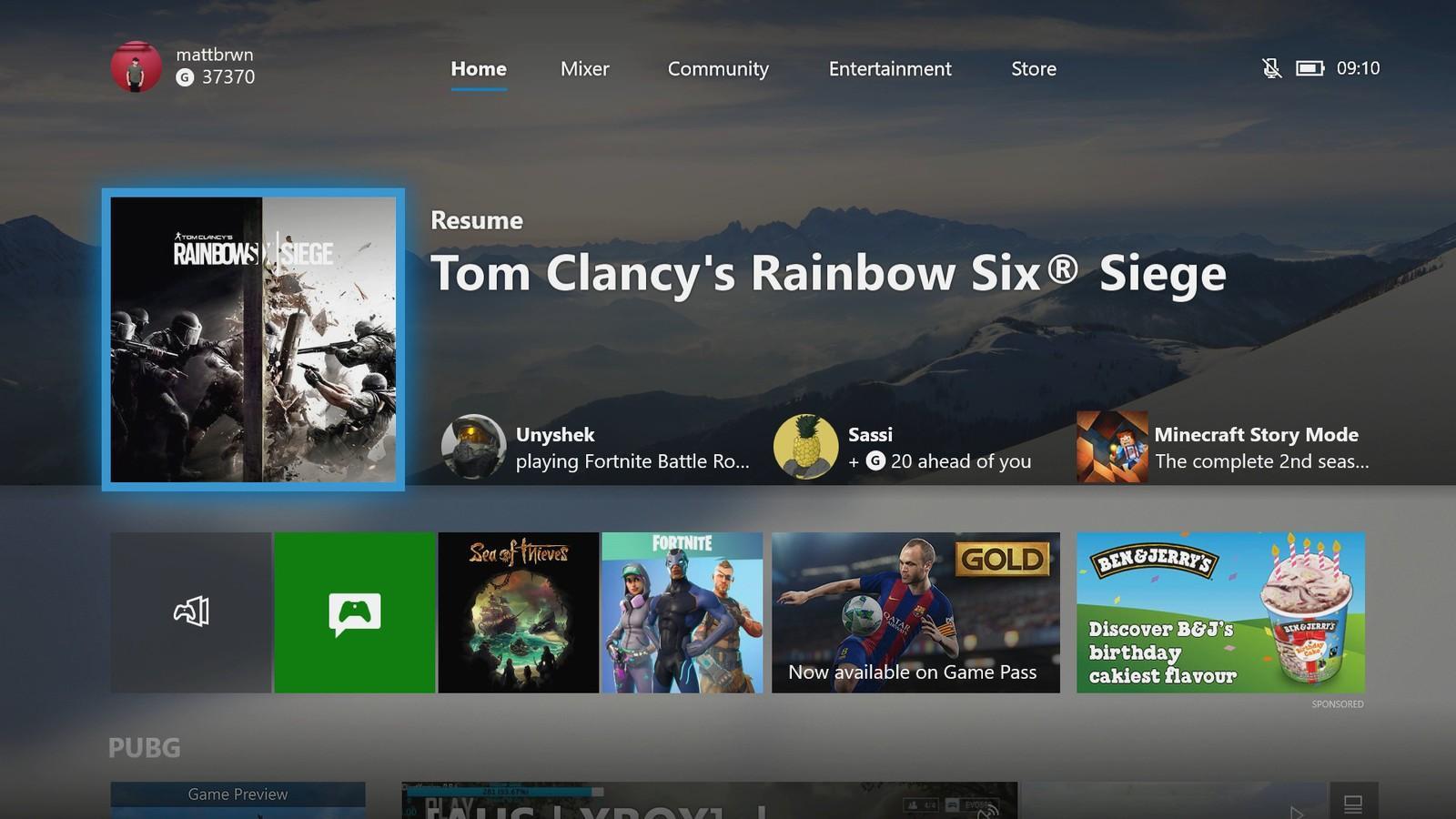 Les jeux Xbox bientôt sur Windows 10 — Microsoft